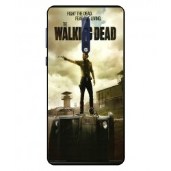 Nokia 8 Walking Dead Cover
