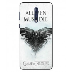 Nokia 8 All Men Must Die Cover