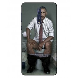 Nokia 8 Obama On The Toilet Cover