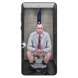 Nokia 8 Vladimir Putin On The Toilet Cover