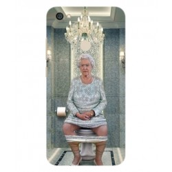 Xiaomi Redmi Note 5A Prime Her Majesty Queen Elizabeth On The Toilet Cover