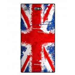 Coque UK Brush Pour Sony Xperia XZ1 Compact