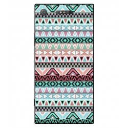 Coque Broderie Mexicaine Pour Sony Xperia XZ1
