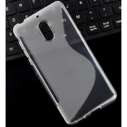 Coque De Protection En Silicone Transparent Pour Nokia 6
