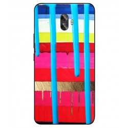 Gionee A1 Plus Brushstrokes Cover
