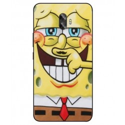 Gionee A1 Plus Yellow Friend Cover