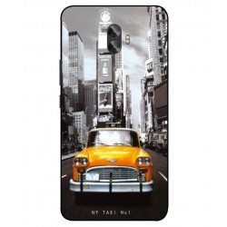Carcasa New York Taxi Para Gionee A1 Plus