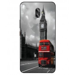 Carcasa London Style Para Gionee A1 Plus