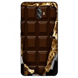 Funda Protectora 'I Love Chocolate' Para Gionee A1 Plus