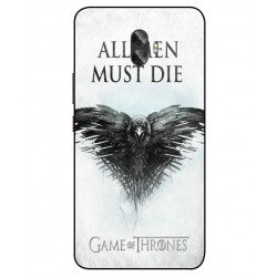 Funda All Men Must Die Para Gionee A1 Plus