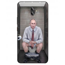 Gionee A1 Plus Vladimir Putin On The Toilet Cover