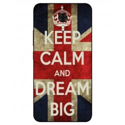 Coque Keep Calm And Dream Big Pour Gionee A1