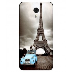 Gionee A1 Vintage Eiffel Tower Case