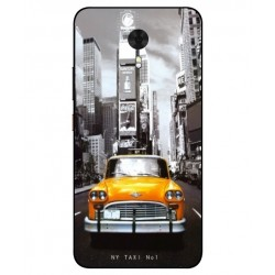 Gionee A1 New York Taxi Cover
