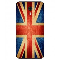 Coque Vintage UK Pour Gionee A1