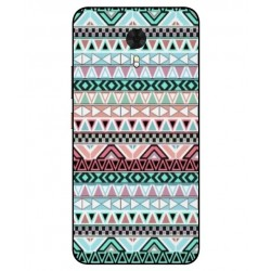 Coque Broderie Mexicaine Pour Gionee A1