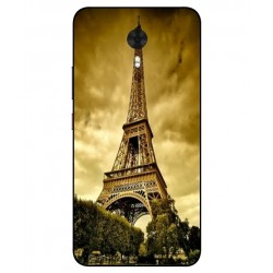 Coque Protection Tour Eiffel Pour Gionee A1