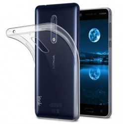 Nokia 8 Transparent Silicone Case