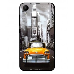 Wiko Sunny 2 New York Taxi Cover
