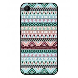 Coque Broderie Mexicaine Pour Wiko Sunny 2