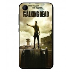 Wiko Sunny 2 Walking Dead Cover
