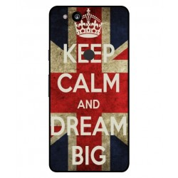 Custodia Keep Calm And Dream Big Google Pixel 2 XL