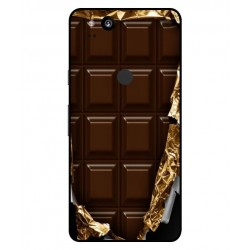 Cover 'I Love Chocolate' Per Google Pixel 2 XL