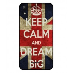 Wiko Lenny 4 Keep Calm And Dream Big Cover