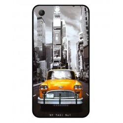Wiko Lenny 4 New York Taxi Cover