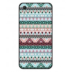 Wiko Lenny 4 Mexican Embroidery Cover