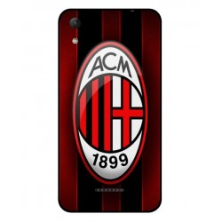 Wiko Lenny 4 AC Milan Cover