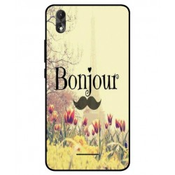Wiko Lenny 4 Plus Hello Paris Cover