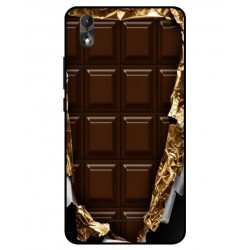 Coque I Love Chocolate Pour Wiko Lenny 4 Plus