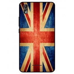 Wiko Lenny 4 Plus Vintage UK Case