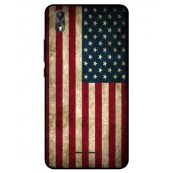 Wiko Lenny 4 Plus Vintage America Cover