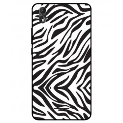 Wiko Lenny 4 Plus Zebra Case