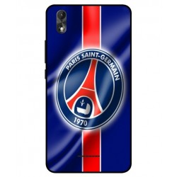 Wiko Lenny 4 Plus PSG Football Case