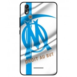 Wiko Lenny 4 Plus Marseilles Football Case
