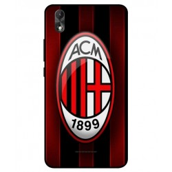 Wiko Lenny 4 Plus AC Milan Cover