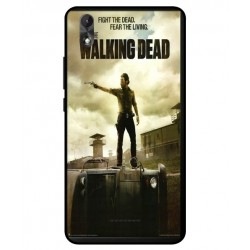 Wiko Lenny 4 Plus Walking Dead Cover