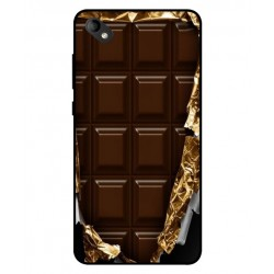 Coque I Love Chocolate Pour Wiko Sunny 2 Plus