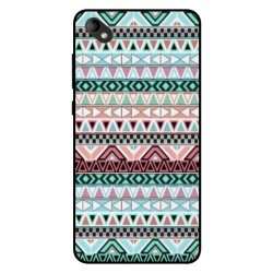 Coque Broderie Mexicaine Pour Wiko Sunny 2 Plus