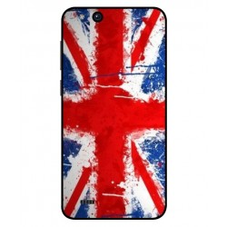 Coque UK Brush Pour ZTE Tempo X