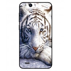 ZTE Tempo X White Tiger Cover