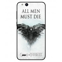 ZTE Tempo X All Men Must Die Cover