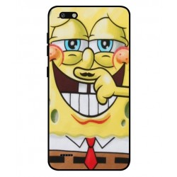 ZTE Blade Force Yellow Friend Cover