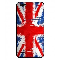 Coque UK Brush Pour ZTE Blade Force