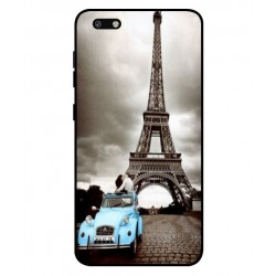 ZTE Blade Force Vintage Eiffel Tower Case