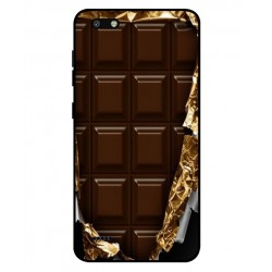 Coque I Love Chocolate Pour ZTE Blade Force