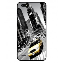 Coque New York Pour ZTE Blade Force
